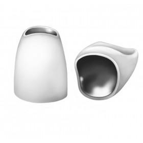 Coroana metalo-ceramica fizionomica